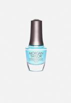 Morgan Taylor - Varsity Jacket Blues - Bright Medium Blue Crème