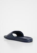 "Nike - Benassi ""just do it "" sandal - navy"