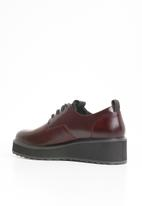 G-Star RAW - Strett flatform - derby