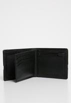 Nixon - Spire II bi-fold wallet - black