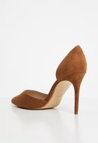 MANGO - Audrey heels - tan