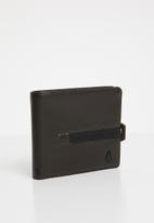 Nixon - Spire II bi-fold wallet - brown