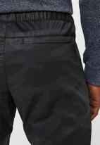 RVCA - Vamok woven pant - charcoal