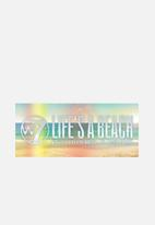 W7 Cosmetics - Lifes a beach