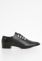 Miss Black - Maha brogues - black