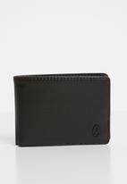 Nixon - Heros bi-fold wallet - brown