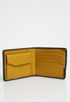 Nixon - Arc bi-fold wallet - tan