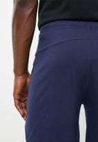 PUMA - Ess jersey shorts - navy