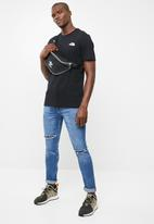 The North Face - Short sleeve simple dome tee - black