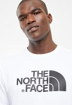 The North Face - Short sleeve easy tee - white DNU