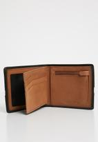 Nixon - Spire II bi-fold wallet - tan