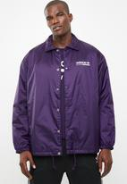 adidas Originals - Kaval jacket - purple