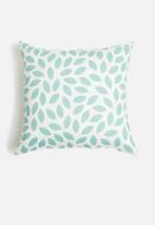 Sixth Floor - Cedar cushion cover - blue