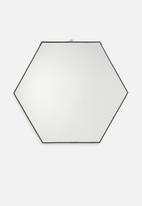 Sixth Floor - Edwin mirror