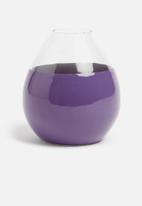 Sixth Floor - Breeze vase - purple