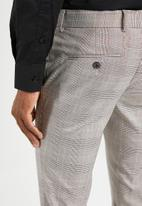 New Look - Pow skinny suit trouser - multi