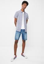 Levi's® - 501® Hemmed shorts - blue