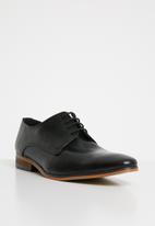 Superbalist - Faghri leather derby - black