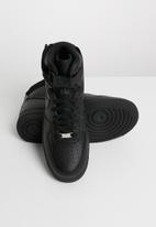 Nike - Nike Air Force 1 High - black/black-black