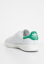adidas Originals - Stan smith - white / green