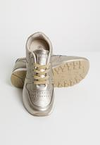SOVIET - L Karly sneakers - gold