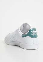 adidas Originals - Stan smith w - white / raw green