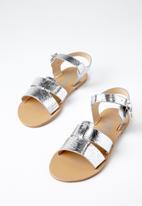 Cotton On - Sophia sandal - silver