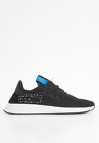 adidas Originals - Deerupt runner - core black/bluebird