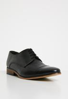 Superbalist - Marlon leather derby - black