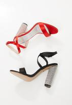 Dolce Vita - Ankle strap heels - black