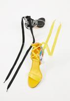 Dolce Vita - Ankle tie heels - black