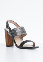Dolce Vita - Leather heels - black