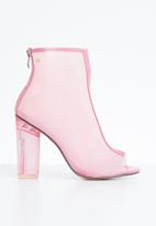 Dolce Vita - Evocative ankle boot - pink
