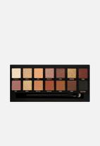 W7 Cosmetics - Romanced eye shadow palette