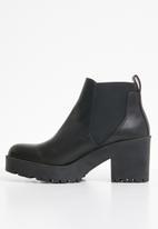 MANGO - Pam ankle boots - black