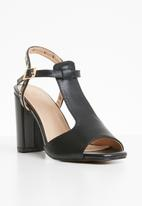 Dolce Vita - Leather heels - black