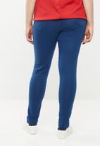 STYLE REPUBLIC PLUS - Basic jeggings - blue