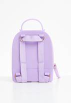 Superbalist - Kids girls candy back pack - purple