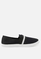 Cotton On - Harlow slip on - black & white