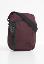 Nike - Small items bag - burgundy