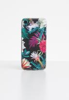 Hey Casey - Dark tropic phone case - multi