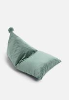 Simply Child - Pedro beanbag - sea green