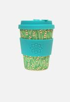 Ecoffee Cup - Tiny garden Ecoffee cup - 340ml - amstel