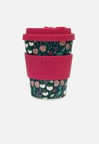 Ecoffee Cup - Tiny garden Ecoffee cup - 340ml - vondel