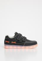POP CANDY - Velcro strap sneaker - black