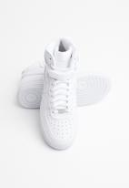 Nike - Air force 1 high - white/white-white