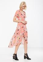 Cotton On - Georgia maxi dress -  floral starfish