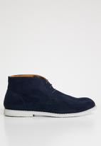Superbalist - Jessie lace-up boot - navy