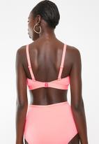 PIHA - Bikini top - peach