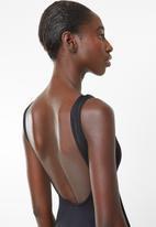 Sun Love - Sporty insert one piece - black